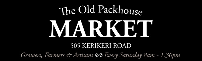 Growers and Artisans market in Kerikeri