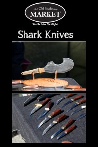 Stallholder spotlight Shark Knives