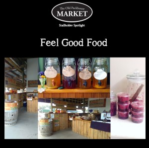 Stallholder spotlight feel good food