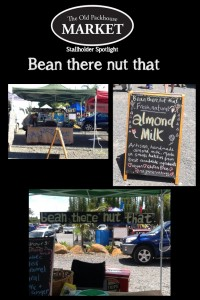 Stallholder spotlight bean there nut that
