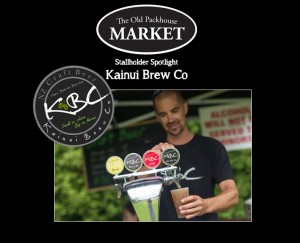 Stallholder spotlight Kainui Brew Co Horizontal