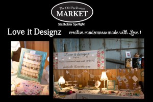 Stallholder spotlight Love it Designz