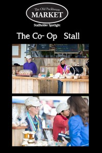 stall holder spotlight- the co op
